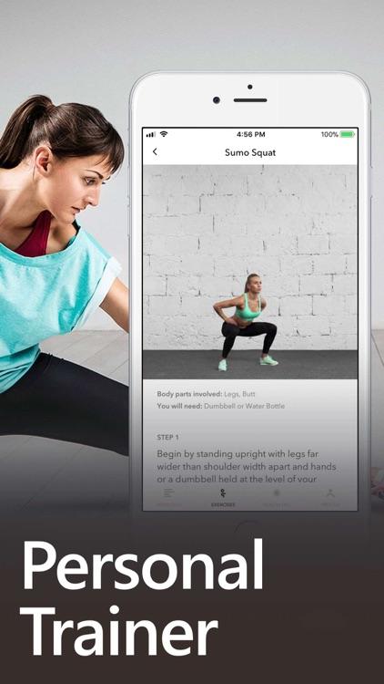 Female Fitness Women Workout screenshot-4