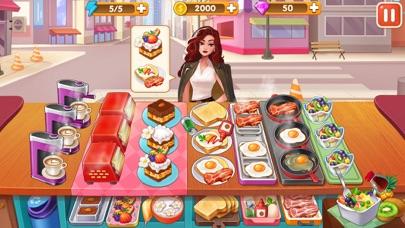 朝食屋物語:かわいい料理ゲームのスクリーンショット6
