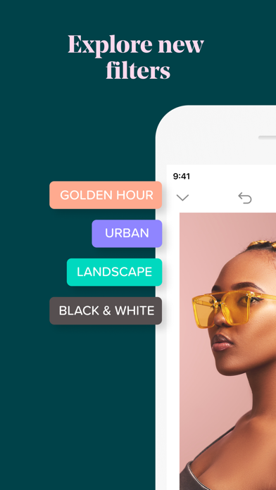 Over: Graphic Design Maker Screenshot