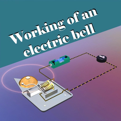Working of an electric bell