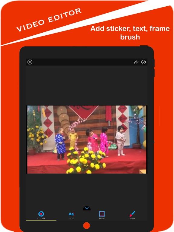 Flipagram Slideshow Maker-ipad-4