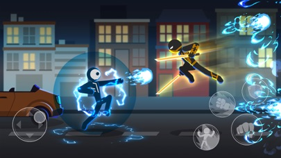 Supreme Stickman: Shadow Fight screenshot 4