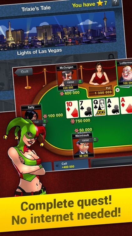 Poker Arena: Texas Holdem Game screenshot-4