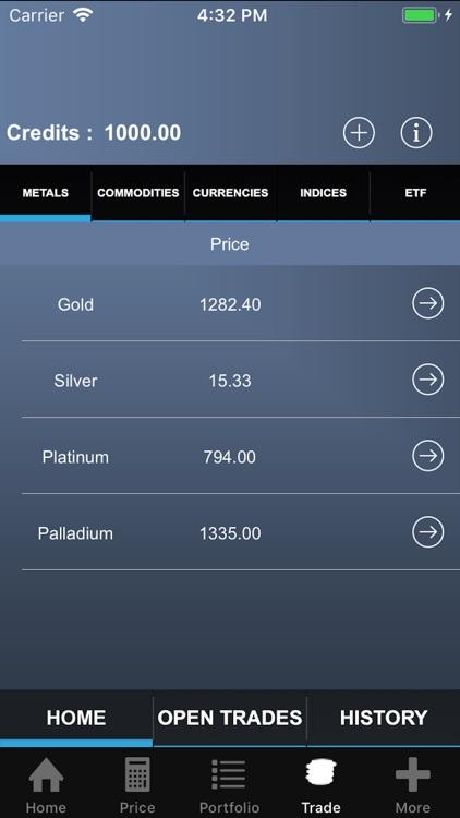 The Gold Price Calculator screenshot-7