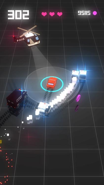 Car vs Cops screenshot-4