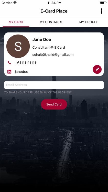 E-Card Place screenshot-4