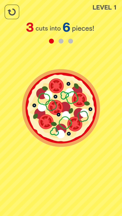 Share Pizza Screenshot