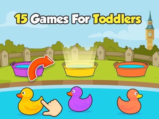 2、3、4 歳の子供向けの15の教育的なベビーゲームのおすすめ画像9