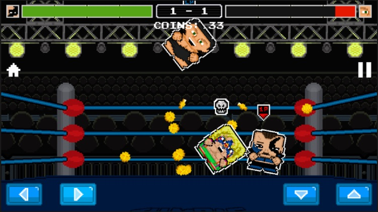 Tumble Wrestling screenshot-1