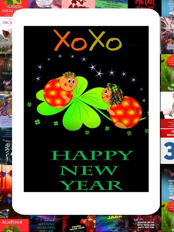 2021 - Happy New Year Cards screenshot