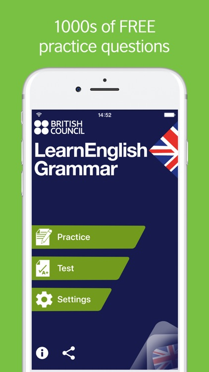 LearnEnglish Grammar (UK ed.) screenshot-0