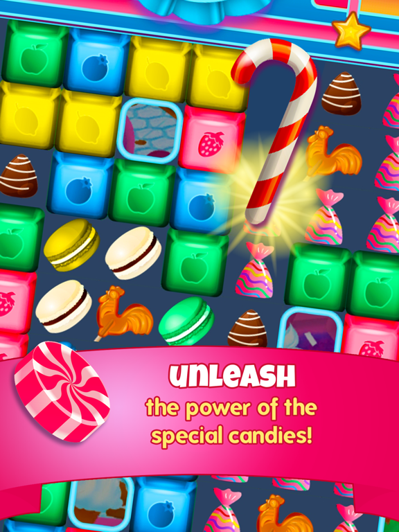 Sugar Blast: Sweet Collapse screenshot 8