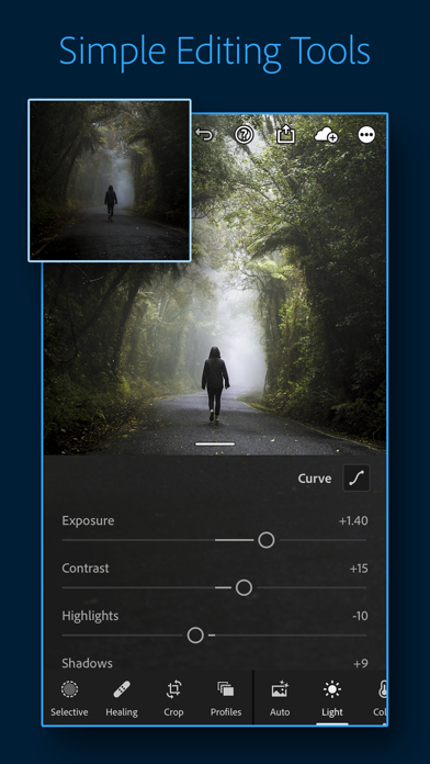 Adobe Lightroom Photo Editor wiki review and how to guide