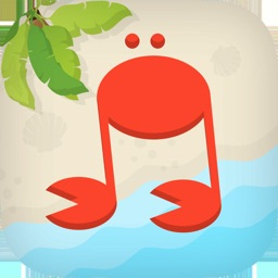Music Crab-Learn to read music