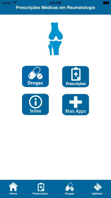 Prescrições Reumatologia
