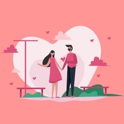 Couple Widget : Been Together