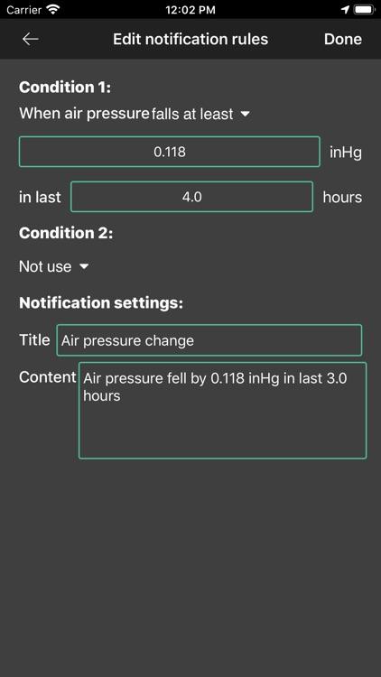 Barometer Plus - Altimeter PRO screenshot-4