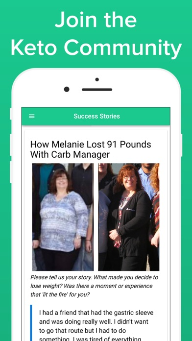 messages.download Carb Manager: Keto Diet App software