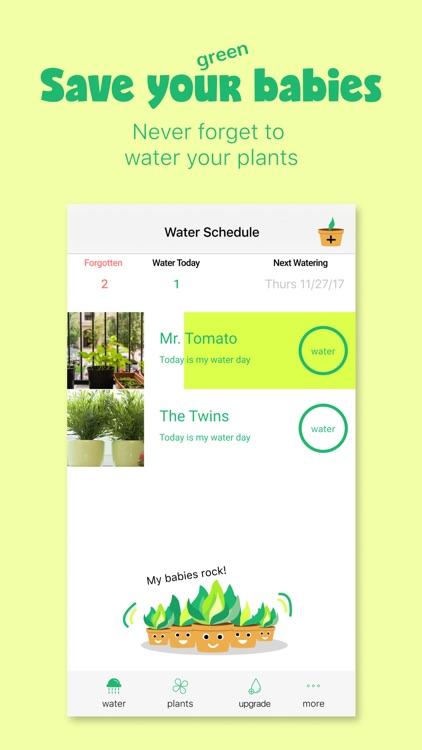 Happy Plant - No Water Thirst screenshot-0