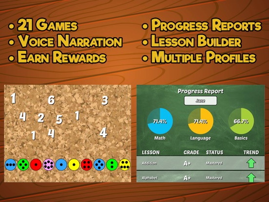 Preschool & Kindergarten Games-ipad-4