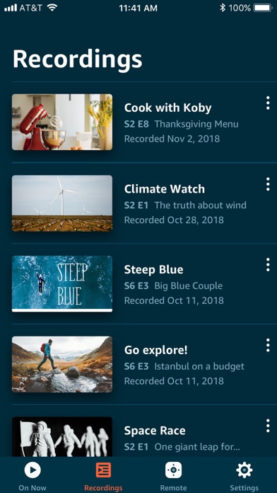 Screenshot for Amazon Fire TV in United States App Store