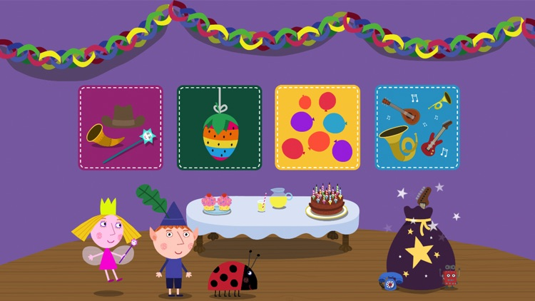 Ben and Holly: Party
