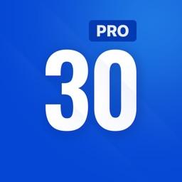 30 Day Fitness Challenge App