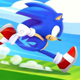 Ícone do app Sonic Runners Adventure