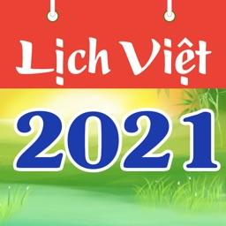 Lịch Vạn Niên 2021 - Lịch Việt