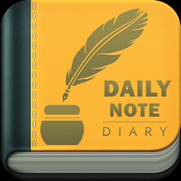 Daily Note Diary - My Notebook