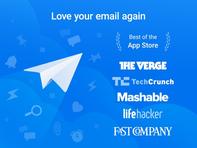 ‎Spark Mail - Email by Readdle Screenshot