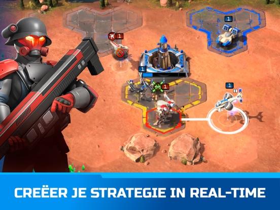 Command & Conquer™: Rivals PVP iPad app afbeelding 4