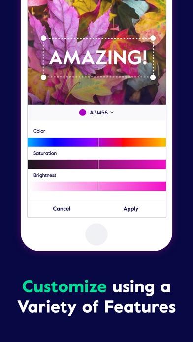 Magisto *Smart* Video Editor app image