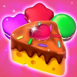 Cake Jam Drop - New Match Game