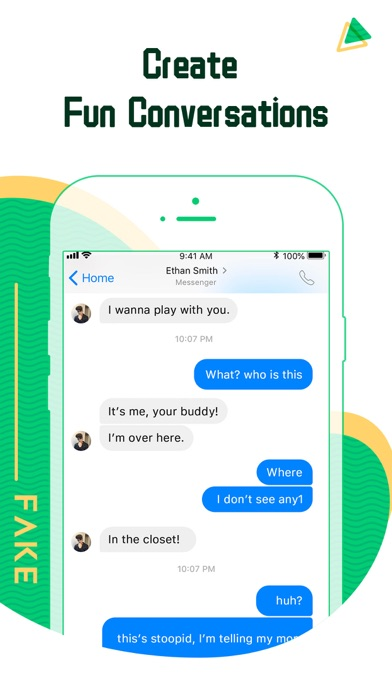 Fake Text Message ⁺-2