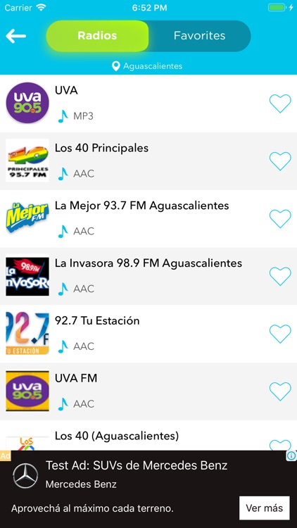 Radio Mexico: Live Stations FM