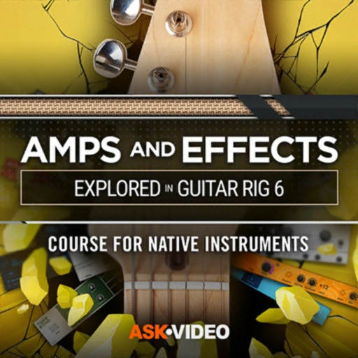 Explore Amps and Effects Guide