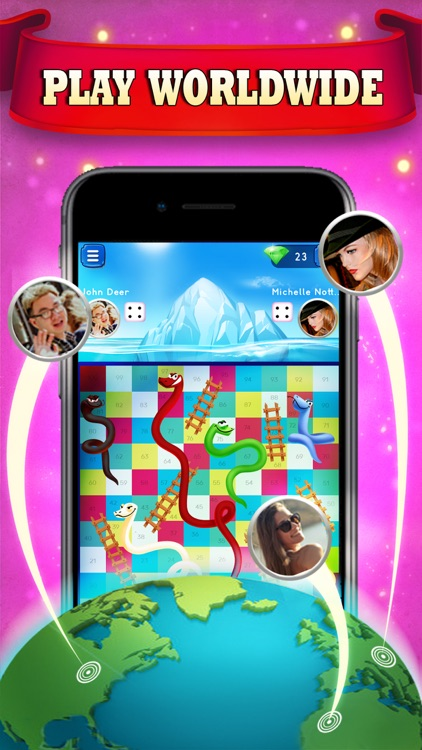 Snakes and Ladders Reloaded screenshot-8
