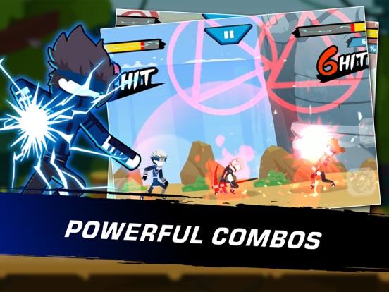 Stick Brawl: Shinobi Shadow screenshot 3