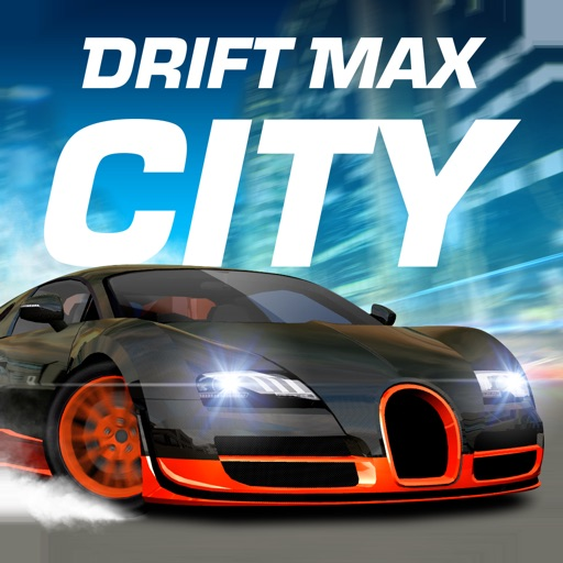 Drift Max City Дрифт