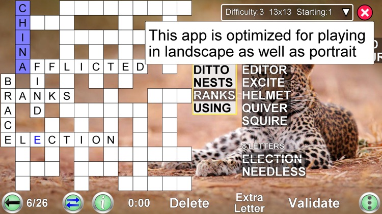 Word Fit Puzzle screenshot-6