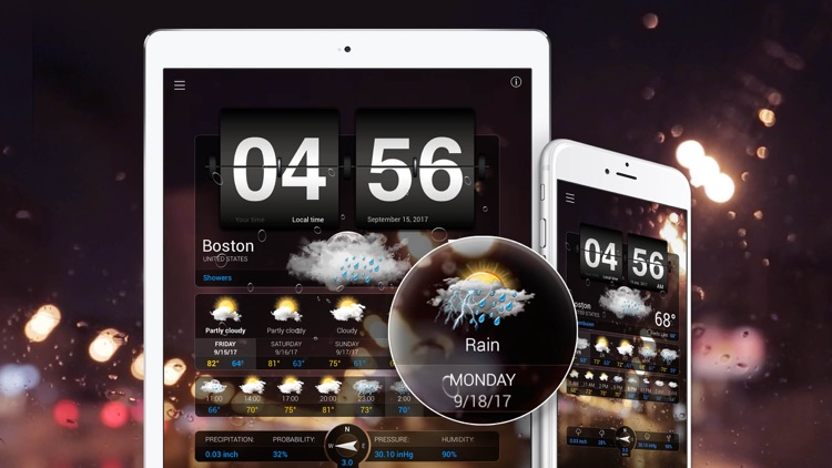 Weather⁺ screenshot-3
