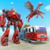 火 戦い ロボット 変身