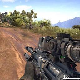 Mountain Sniper: War Mission