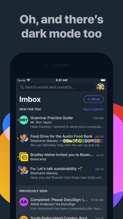 HEY Email screenshot-6