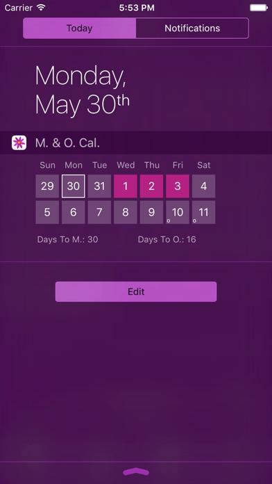 Menstrual Period Tracker Proのおすすめ画像6