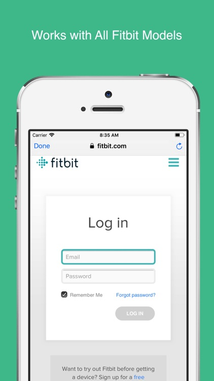 Auto Sync for Fitbit to Health