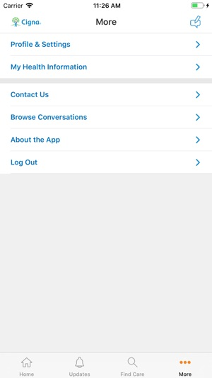 Mycigna On The App Store