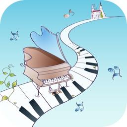 初级钢琴HD-钢琴曲谱节拍器