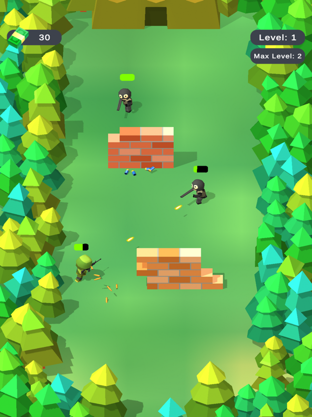Blastero, game for IOS